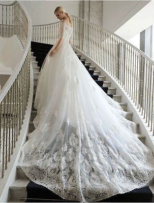 2015 white/ivory Vestido De Novia Vestido De Novia Custom Plus-size: 6-8-10-12-14-16-18
