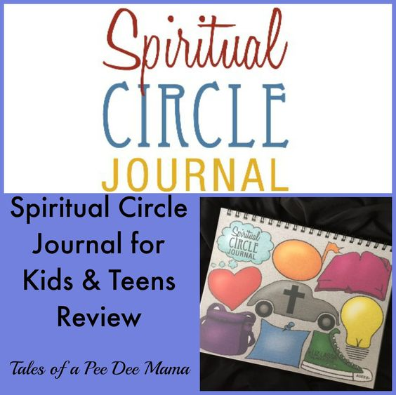 Tales of a Pee Dee Mama: Spiritual Circle Journal for Kids & Teens Review