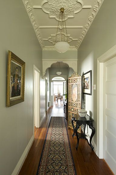 100 year old villa renovation  beautiful hallway. Pinterest   The world s catalog of ideas