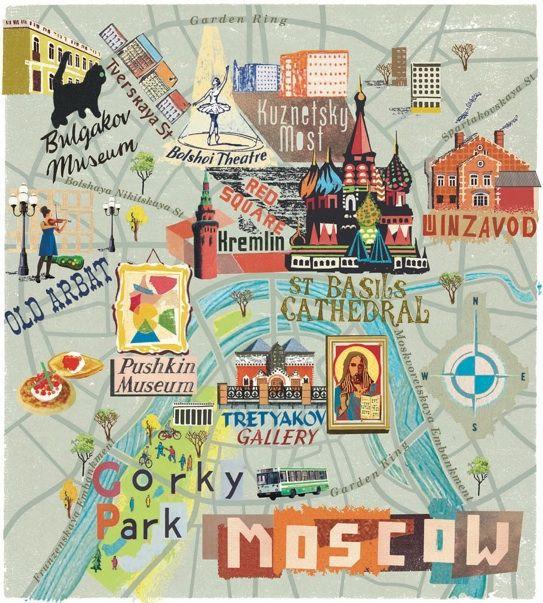 travel moscowrussiafamilytravel