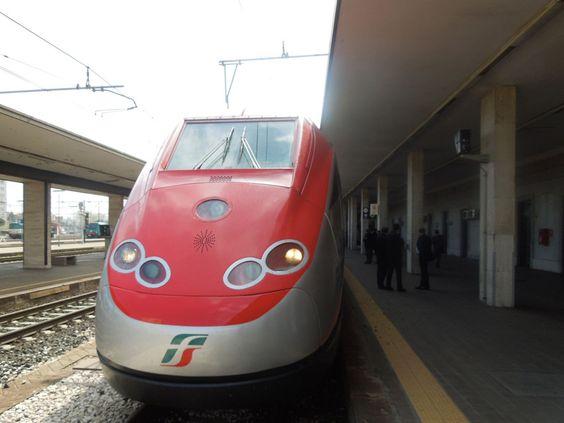 """Dal 9 Giugno il """"Freccia Rossa"""" si fermerà anche a Cattolica  www.belmarhotel.com"""