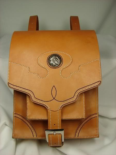 belt bag tutorial leatherwork tutorials