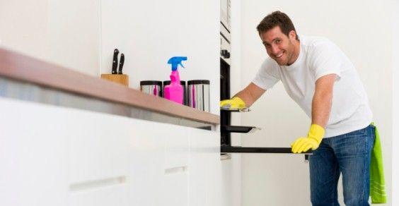 Come pulire in modo naturale gli elettrodomestici della cucina