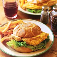 Fried-Catfish Sandwiches with Spicy Mayonnaise | Recipe | Mayonnaise ...