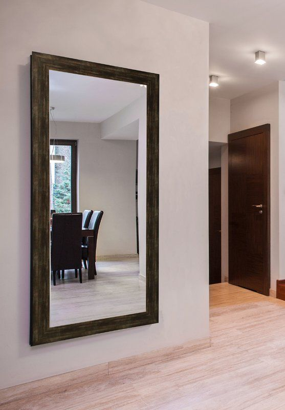 Brushed Classic Wall Mirror Mirror Wall Classic Wall Mirrors