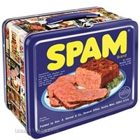 You don't have to put Spam in this lunchbox!