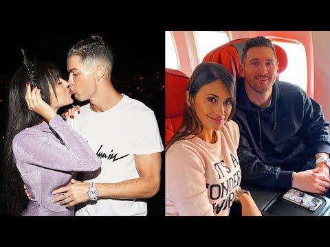 Cristiano Ronaldo S Girlfriend Vs Lionel Messi S Wife 2020 Youtube In 2020 Cristiano Ronaldo Girlfriend Messi Girlfriend Ronaldo Wife
