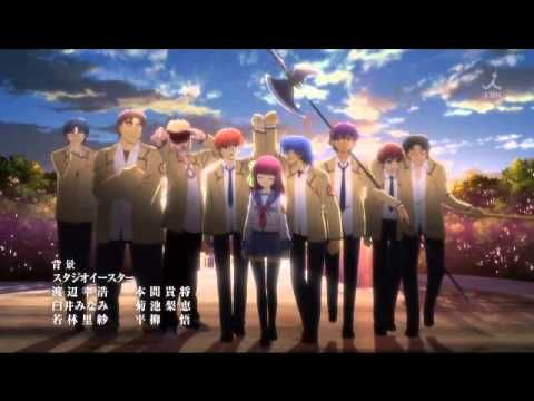 Angel Beats! Ending 1 - Brave Song*