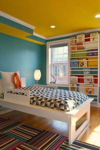 bookshelf  by colortheory