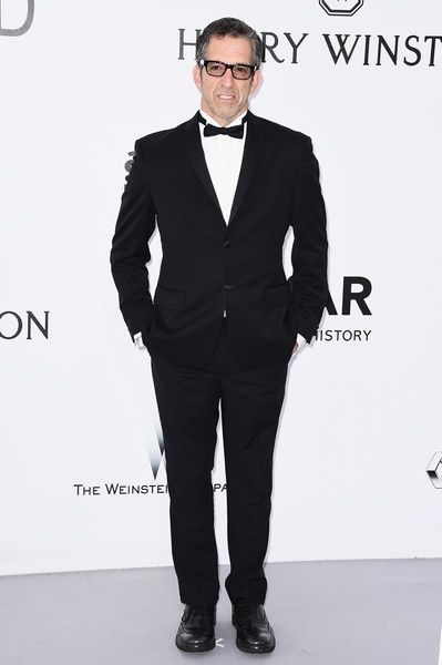 Chairman Kenneth Cole arrives at amfAR's 23rd Cinema Against AIDS Gala at Hotel du Cap-Eden-Roc on May 19, 2016 in Cap d'Antibes, France.