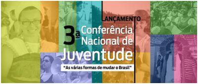 Agenda Cultural do ALTO TIETÊ: I  CONFERÊNCIA LIVRE DE JUVENTUDE EM POÁ