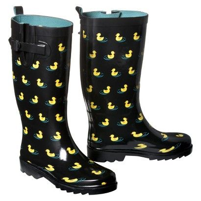 Duck Rain Boots - Boot 2017