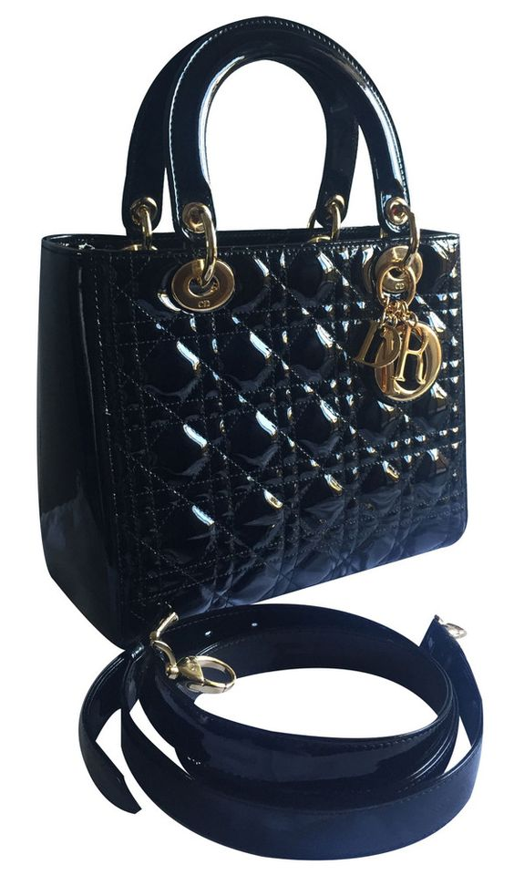 Sacs à main Christian Dior Lady Dior