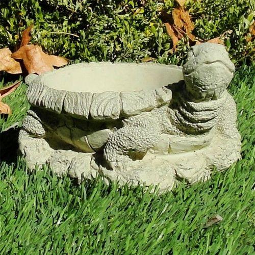 Ds Concrete Planters Concrete Smiling Turtle Terracotta Pots Wholesale Flower Pots Garden Pottery Garden Shop