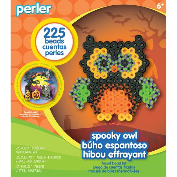 Perler® | Spooky Owl Activity Kit