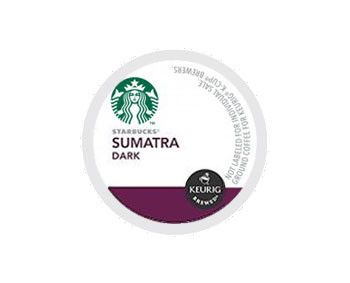 Starbucks 10ct Sumatra K-Cups