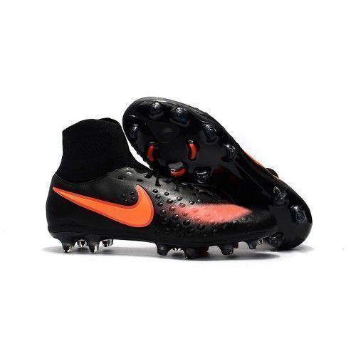 Viajero Imperialismo Patentar  Comprar botines de futbol Nike Magista orden II FG Hombre Online Negras  Rojas #futbolbotines | Nike football boots, Mens football boots, Soccer  boots