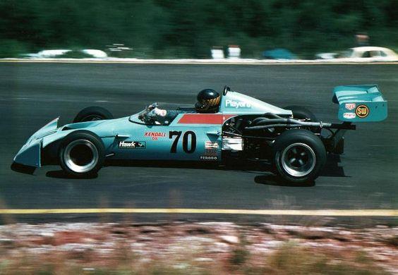 Tom Gloy - Tui BH2 [3] Ford BDA/Nicholson  - Alan McCall Racing - 1976 Players Formula Atlantic Series, round 6
