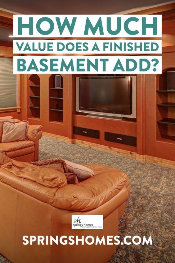 Finishing A Basement Get Smart Advice Does The Value Equal The Cost Home Decor Cute Dorm Rooms Cool Rooms