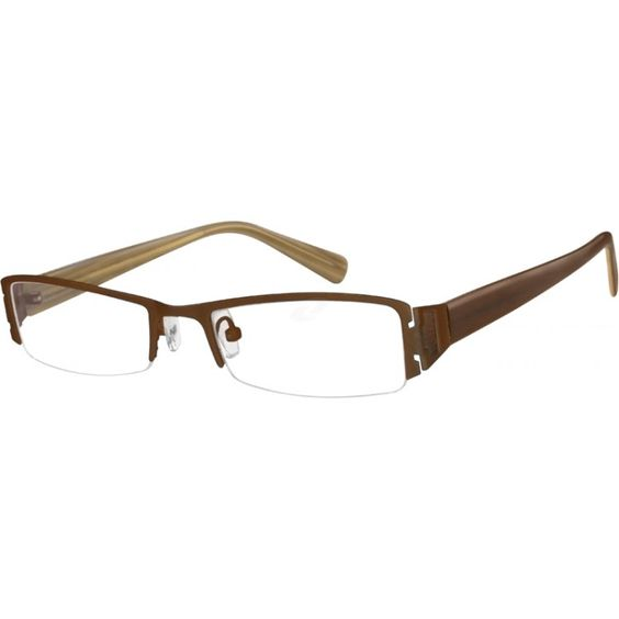 Zenni Optical Glasses Too Big : Steel frame, A medium and Stainless steel on Pinterest