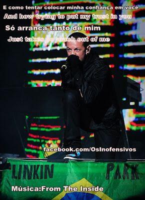 Os Inofensivos: Especial Linkin Park