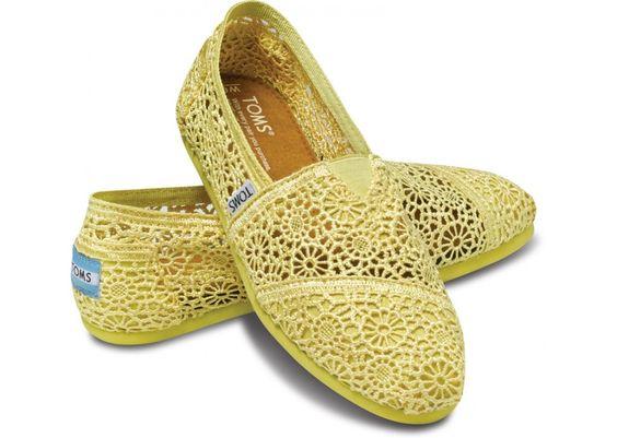 Yellow Crochet Women's Classics hero
