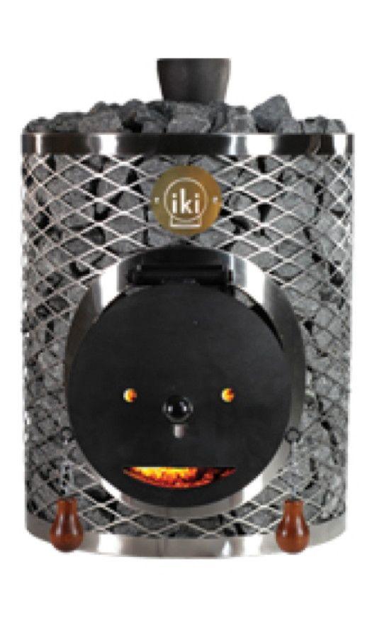 Saunaofen IKI KIUAS «Premium» Holz-Saunaofen | Wellness-Beratung und -Verkauf