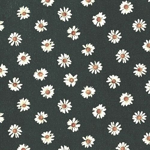 Daisy pattern wallpaper - photo#54
