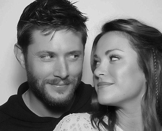 Jensen Ackles Danneel Harris Baby