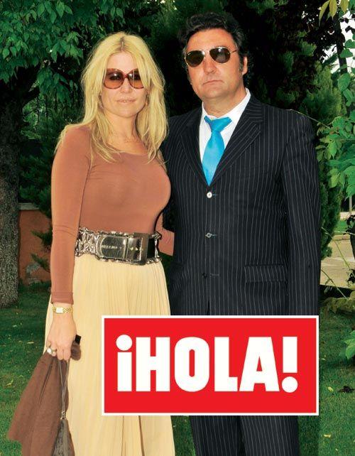 """Exclusiva en ¡HOLA!, Rafa Camino nos anuncia su boda: """"Sandra y yo nos casamos en octubre"""""""