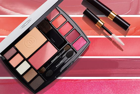 Travel Makeup Palette Destination de Chanel