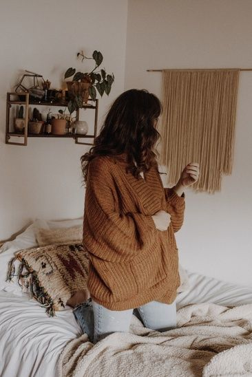 The bigger the sweater, the better! #ShopStyle #mylook #ssCollective #fallfashion #lookoftheday #todaysdetails #sweater #sweaterweather
