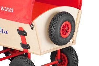 Eckla 77833 Ersatzrad mit Halterung für ECKLATRAK-Bollerwagen | BOLLERWAGEN | TRANSPORT | Kajak Kanu Elektromotor bei BeachandPool.de online kaufen
