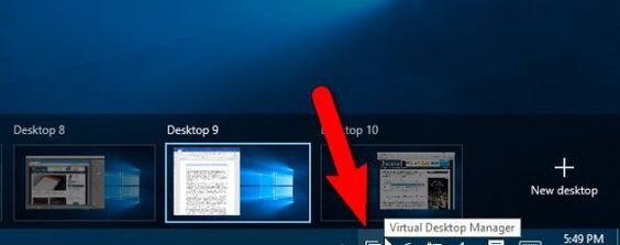 How to Add an Indicator to See What Virtual Desktop You're On in Windows 10 -  The ability to have multiple desktops was missing for a long time in Windows, until Windows 10 finally added it. We've covered how to use virtual desktops in Windows 10, but there's at least one missing feature that we'll show you how to add.  Click Here to Continue Reading   How-To Geek  http://tvseriesfullepisodes.com/index.php/2016/05/17/how-to-add-an-indicator-to-see-what-virtual-deskto