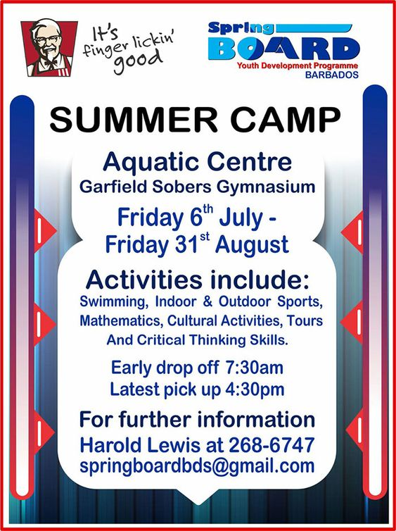 summer camps for kids www.classimax.com
