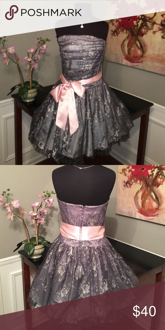 Jessica McClintock for Gunne Sax Be Beautiful for the wedding or party, good condition Jessica McClintock Dresses Mini