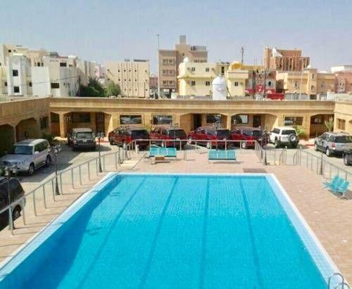 منتجع فيلا بحار فنادق السعودية شقق فندقية السعودية Outdoor Pool Pool Hotel
