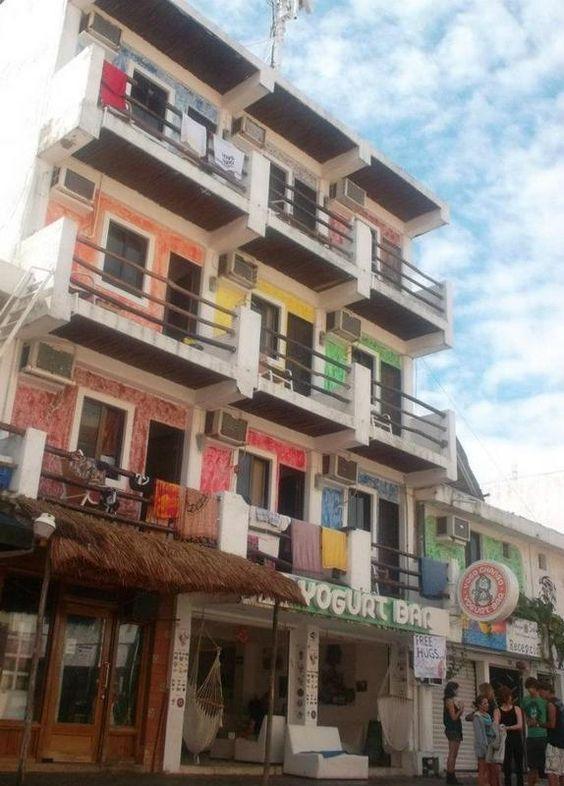 Maria Sabina Hotel & Backpackers Hostel Playa del Carmen, México