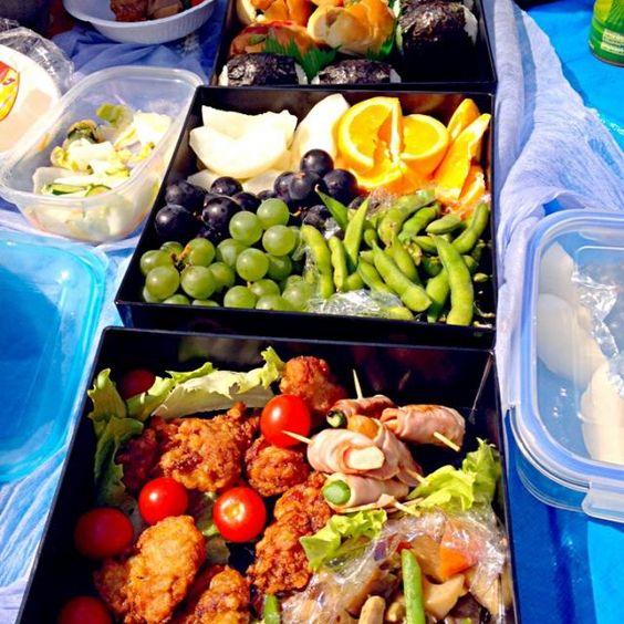 相方が早起きして頑張りました。 当方、食べる係σ(^_^;)。 - 33件のもぐもぐ - 運動会のお弁当。 by 小野寺邦毅
