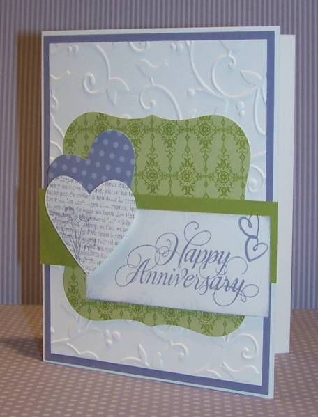 Punch Potpourri FS279_Featured Anniversary by sixclarks - Cards and Paper Crafts at Splitcoaststampers
