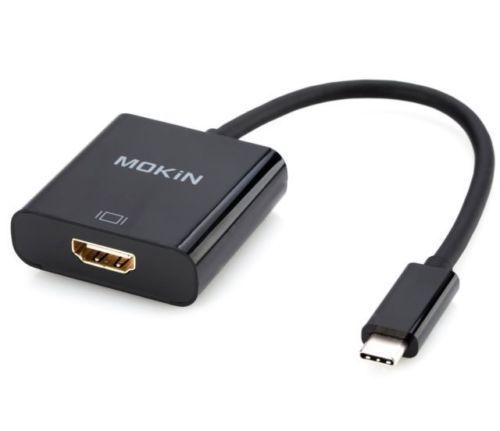 Mokin Usb C 3 0 To Hdmi 4k Adapter New New 26 99 Https