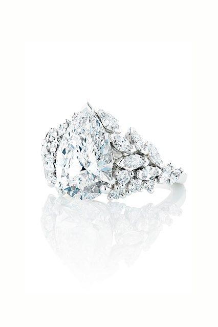 De Beers Haute Joaillerie Diamond Ring