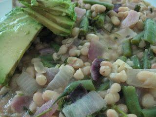 Cilantro Lime Navy Beans