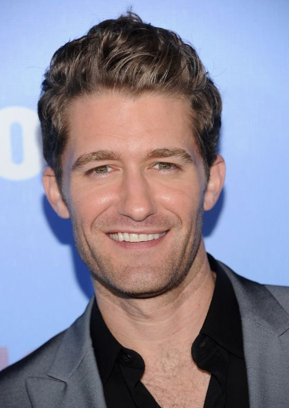Matthew Morrison I love him.