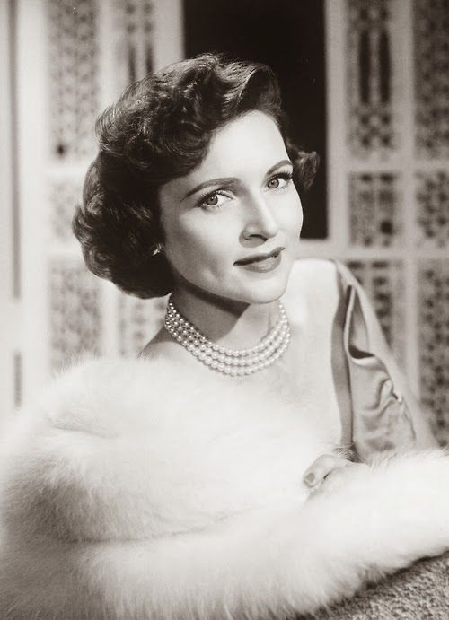 Thirty Inspiration: Betty White During her 30s with #life #love and #career