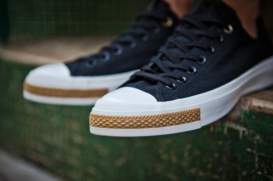 CLOT x Converse 2011 Fall/Winter Chuck Taylor All Star Low | Hypebeast