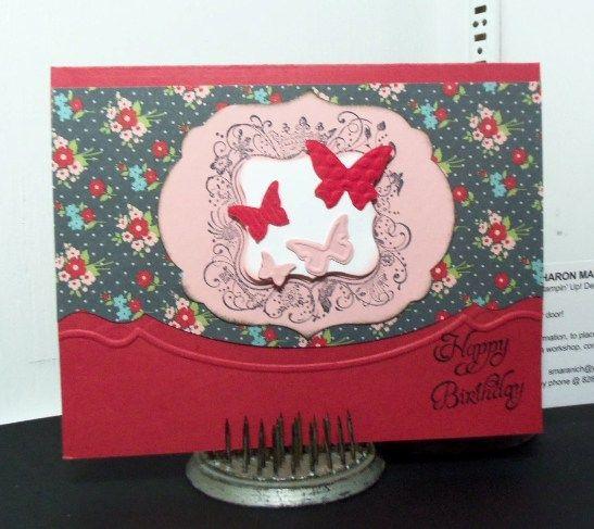 Elementary Elegance Stamp