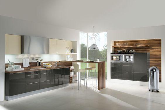 Küchen - Häcker Küchen Hausbau Pinterest Häcker küchen - weiße küche graue arbeitsplatte