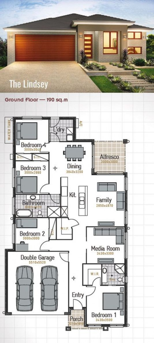 Pin On Home Design Smart floor plans for small houses