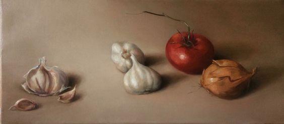 Oil , canvas  Larisa Davletshina .